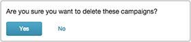 Figure shows delete confirmation dialog.