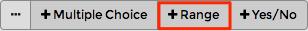 Select a range question type.