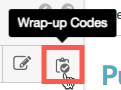 Wrap Up Codes icon
