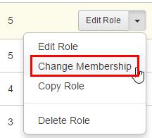 役割にユーザーを追加
