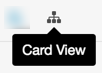 This image shows the Card View icon.