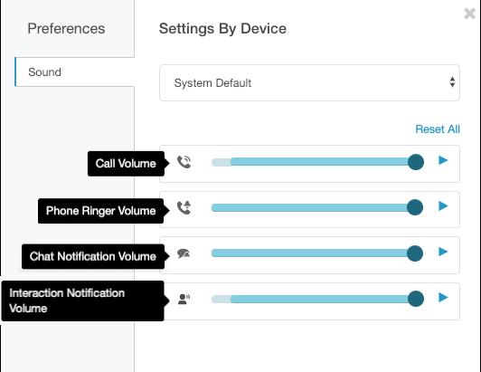 Change Windows desktop app settings - PureCloud Resource Center