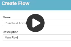 Architect Beginner Lesson 2: Create the initial flow and add the starting menu