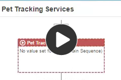 Architect Beginner Lesson 4: Create a reusable task for pet tracking services