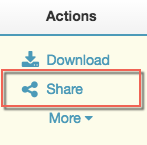 Acciones Compartir