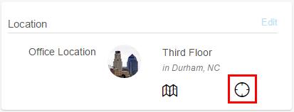 Location workspace icon