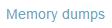 Memory Dumps link