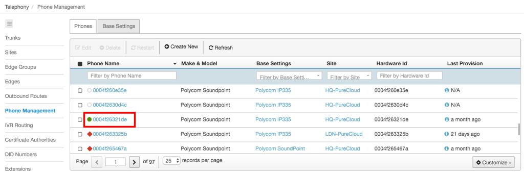 Polycom SoundPoint 335