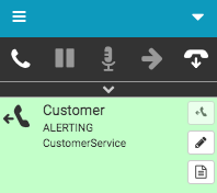 Outbound dialing interaction alerting