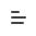 Alignment formatting button