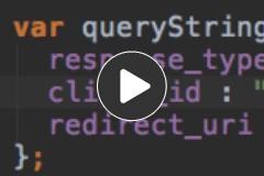 API implicit grant