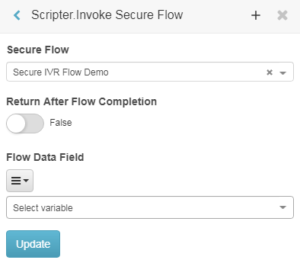 Available script actions - PureCloud Resource Center
