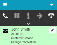 Email interaction alerting