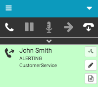 Voicemail interaction alerting