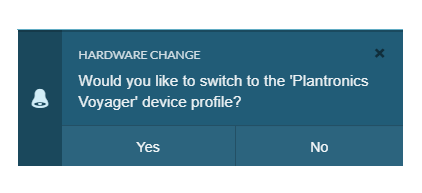 Configure a Plantronics headset - PureCloud Resource Center
